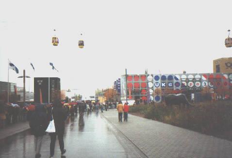 Expo 2000 in hannover – mensch natur technik